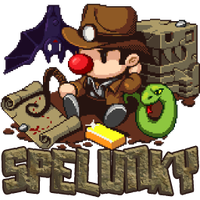 Spelunky Icon by linkdragon