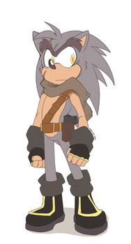 Sonic Stories - Roderick Lobinski by Kayla-Na