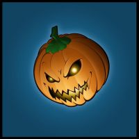 Pumpkinhead by Jerner