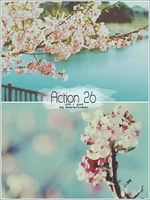 Action 26 + PSD by diastereomer