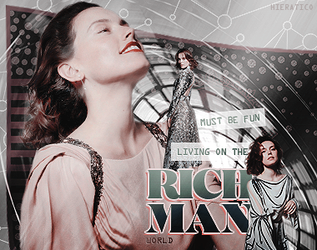 Rich Man's World Chapter by hieratic0