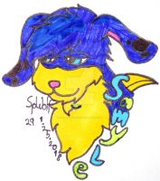 Neopets Badge: Gone, but Not Forgotten by SpellboundFox