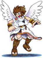 'Mario+Luigi'' RPG Style: Pit (Kid Icarus) by MAST3R-RAINB0W