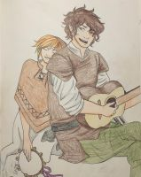 Best Bards for Life by Goldfirewolf