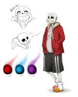 Brokentale Sans! by Ink-Mug