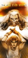 Mad Max Fury Road - Shiny and Chrome by maXKennedy