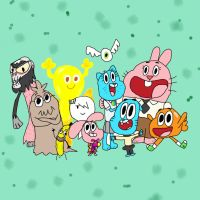 Just Gumball, for Fun's All by TunesLooney