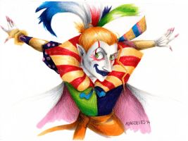 Kefka by VoidmageHusher