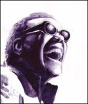 Ray Charles by Atlasrising