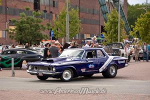 Plymouth Savoy by AmericanMuscle