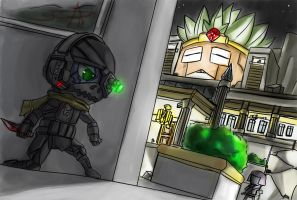 Keronian Splinter Cell by Prafa-AR