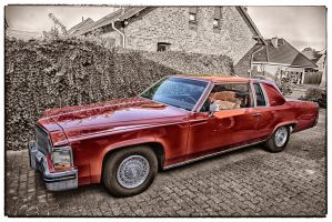 old car by Lecosa