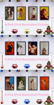 A-Pink (Pink Revolution) Pictures - Sims3 by babygreenlizard