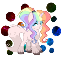 l + Art Trade + l McPony1234  by Mintoria