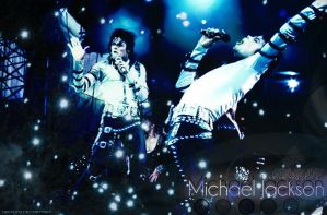 MJ: Eternal King of Pop by NeeYumi