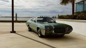 1972 Ford gran torino Final by melkorius