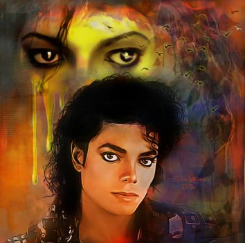 Michael Jackson by cylevie