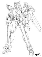 Request: Havoc Gundam by Rekkou