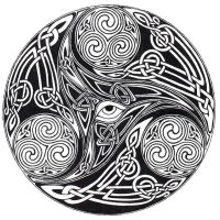 Celtic Eye Knot by ppunker