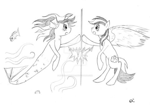 She's me ?! How is posible ?! Requete Shadow Moon by Etoile-ardente