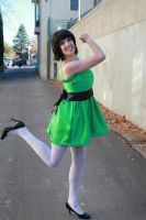Buttercup Cosplay by CheesyHipster