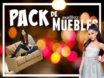 Pack Muebles by sxalliebzz