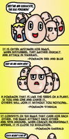Nintendo logic-Exeggcute The Confused Species