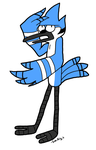 Mordecai by Chico-2013