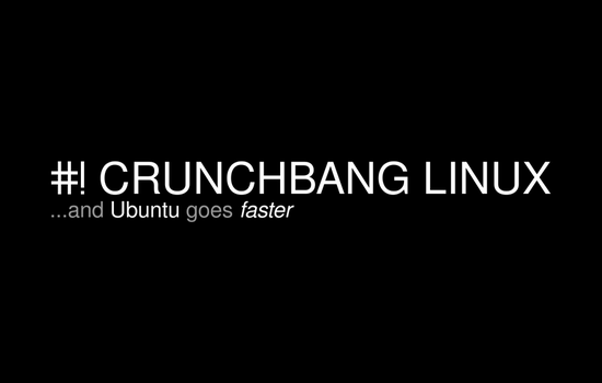 CrunchBang sticker 2 by anonymous-bot