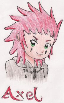 Chibi Axel by Bella-Who-1