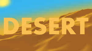 MMD Desert stage Download by Pajamaje245