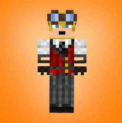 360 Repeat Minecraft Character by xdeadxghostx