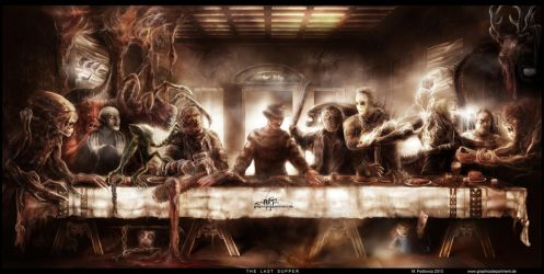 The Last Supper (Final Version) by mace696