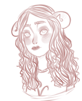 Aradia Doodle by lowcalorieweaponry