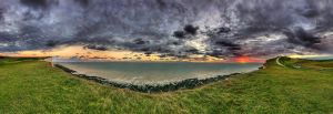 The Sea Watchers by wreck-photography