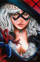 Black Cat Cover by Twynsunz