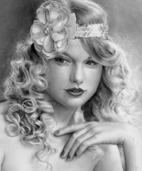 Taylor Swift CLOSE up by CallieFink