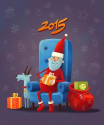 Happy New Year! by Eredel