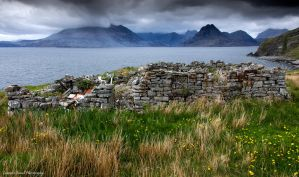 Memories at Elgol by LordLJCornellPhotos