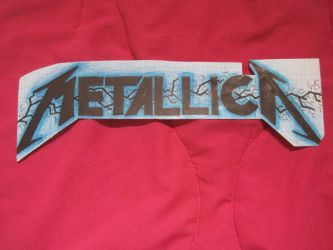 Metallica by RavenZee