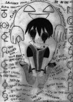 Lavender Town Syndrome by HurricaneLang
