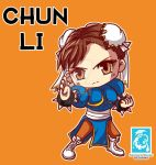 Street Fighter V -  Chun-Li [Maplestory Style]