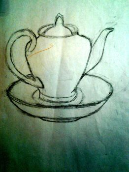 teapot by PiperStormHawk