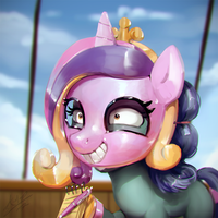 Once Upon a Cadance by AssasinMonkey