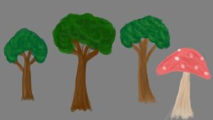 Trees by BS4711