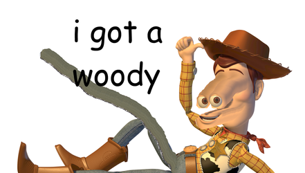 woody by TwilightSparklebutt