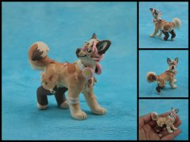 Malibu Miniature Commission by WispyChipmunk