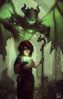 The Summoner by KiraLNG