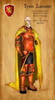 Tywin Lannister by serclegane