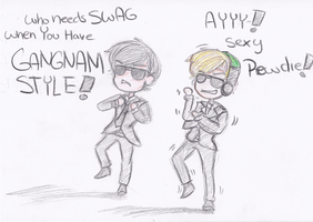 OPPA GANGNAM STYLE by anto99